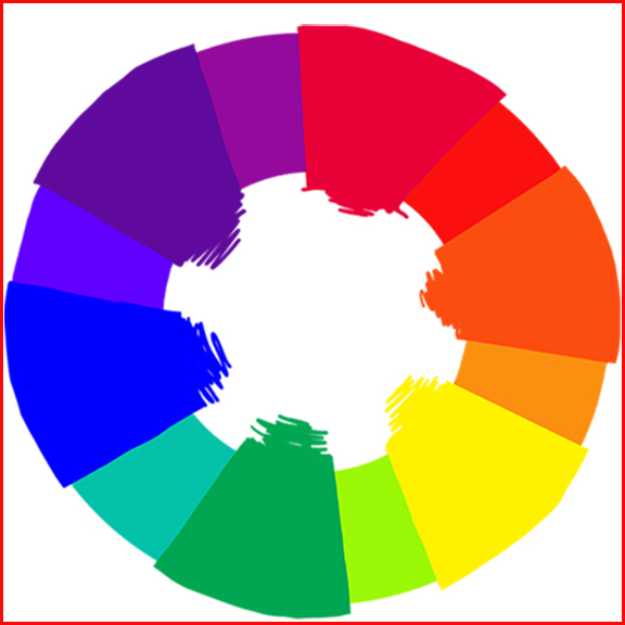 COLOR  FUN…….and a littleTHEORY